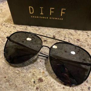 Diff Eyewear - Nala Black/Grey